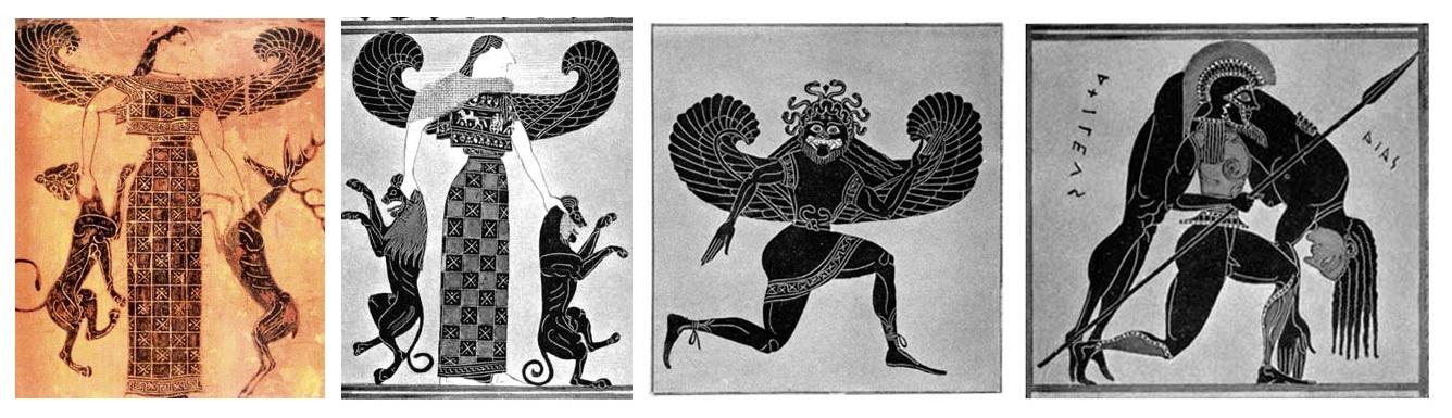 Il vaso di ergotimos e kleitias for Vaso greco a due anse