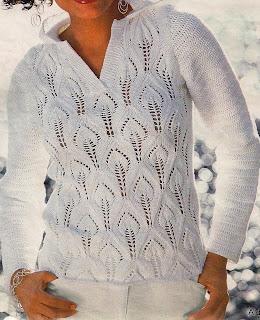 Jersey con capucha en blanco