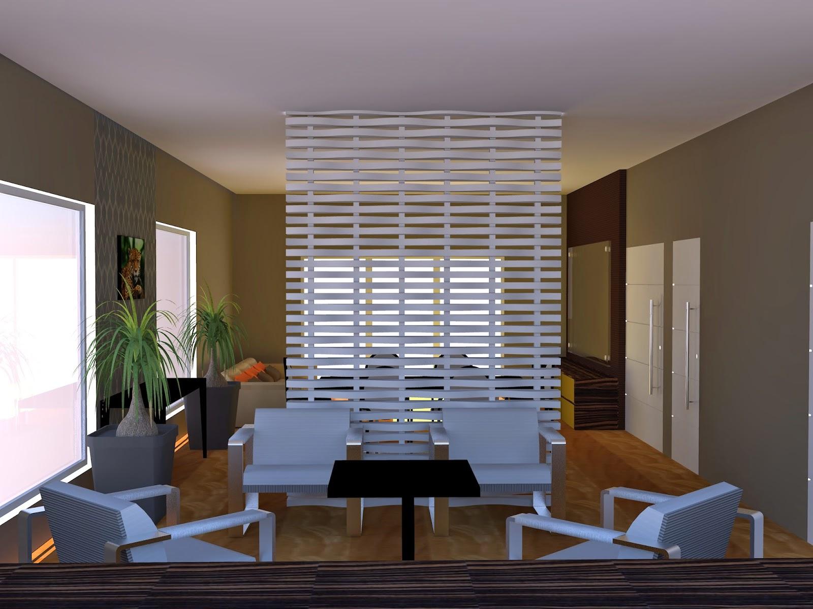 #5C4831 sala de estar é composta por três ambientes estar jantar e bar  1600x1200 píxeis em Como Dividir Sala De Estar Com Sala De Tv
