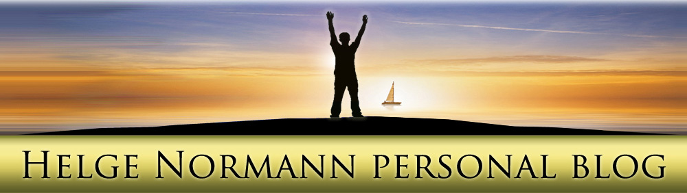 Helge Normann personal blog