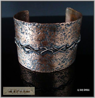 Ancient Cuff Bracelet