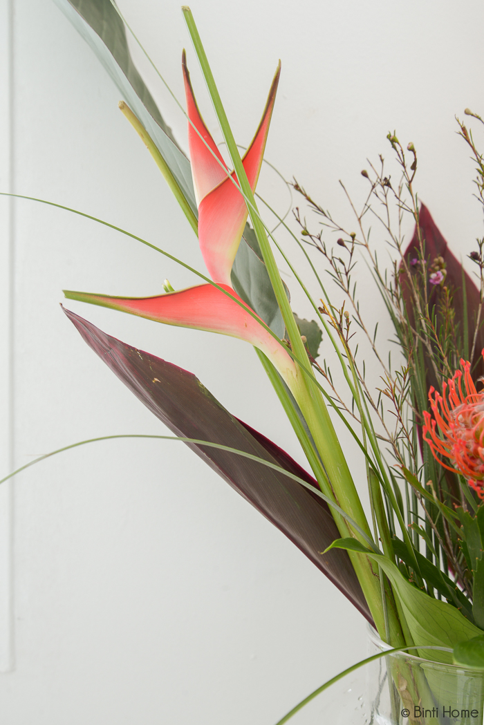Heliconia Bloem - Bloomon bloemabonnementen - © Binti Home
