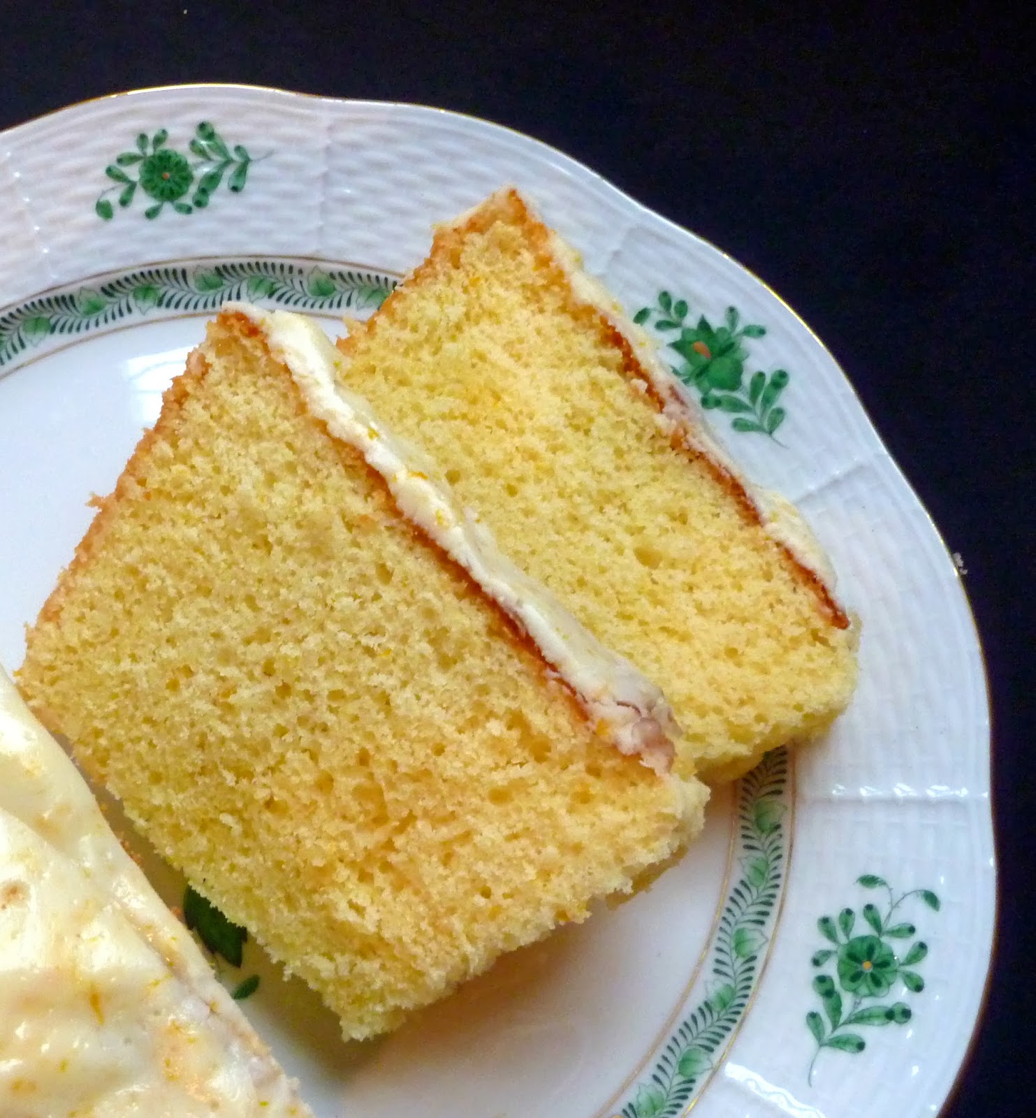 Lindaraxa: Meyer Lemon Pound Cake With Glaze