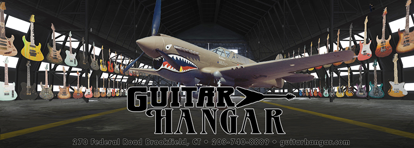 The Guitar Hangar Blog