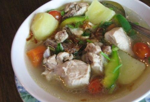 Cara Membuat Sup Dengan Aneka Resep