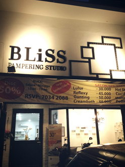Bliss Pampering Studio: Salon, Day Spa & Reflexy