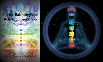 Chakra Balancing and Activation Workshop