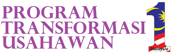 Program Transformasi Usahawan 1 Malaysia