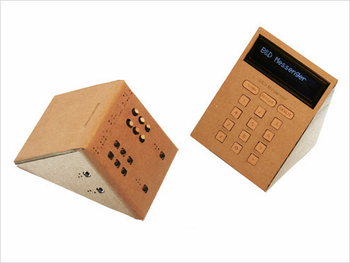 Innovative and Cool Cardboard Gadgets (15) 14