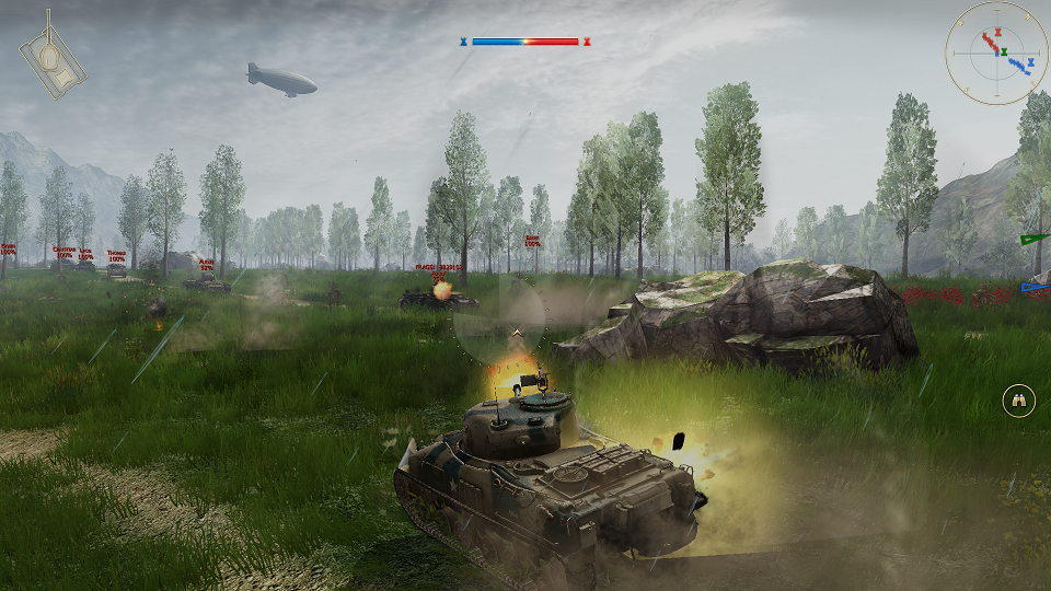 iPad game review Battle Supremacy