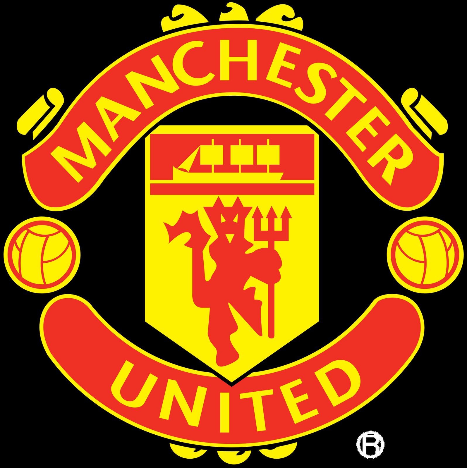 Manchester United Logo Transparent