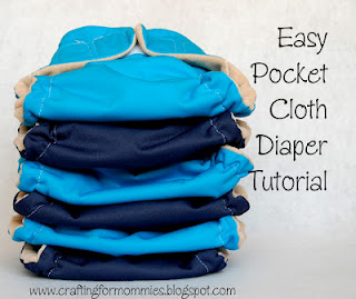 cloth diapers sewing patterns