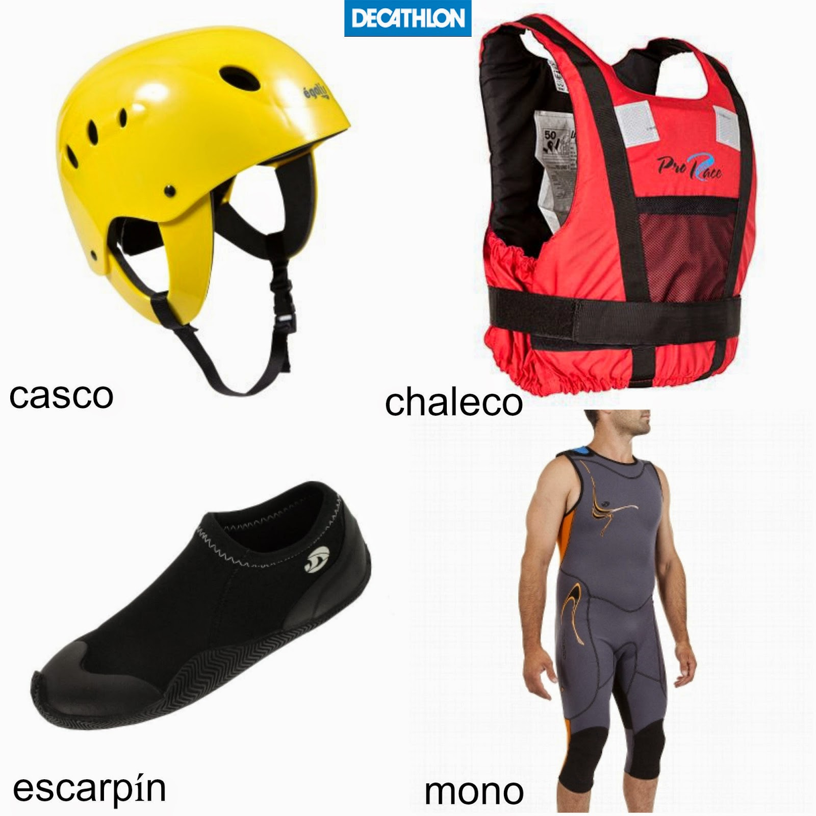 Decathlon Kayak Deporte