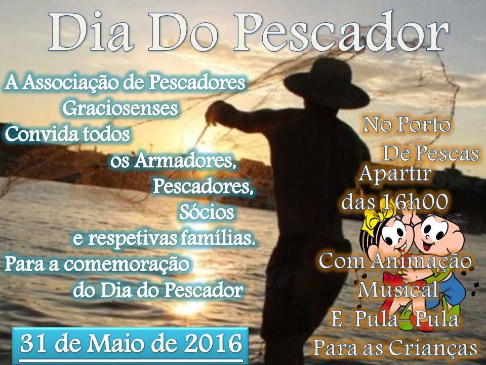 Dia do Pescador a 31 de Maio