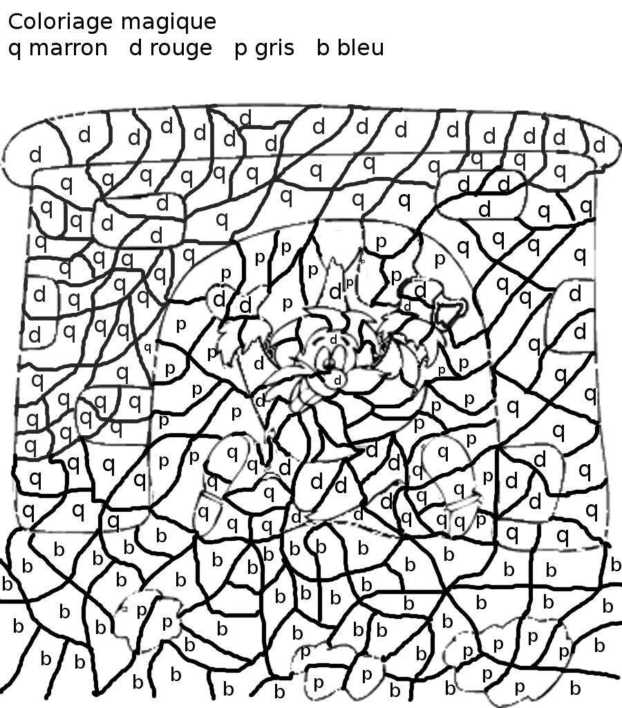 maternelle coloriage magique maternelle le père noël sort de la