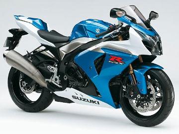Conheça as melhores fotos de motos Suzuki e arrase