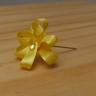 How To Make Small Ribbon Bows For Christmas Ornaments Made From