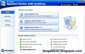 Free Download Spyware Doctor with Antivirus 2011 Free 90 Days