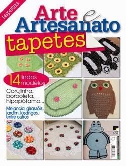 REVISTA ARTE E ARTESANATO-TAPETES N.03
