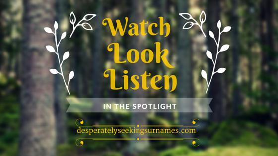 Watch Look Listen - In the Spotlight for September