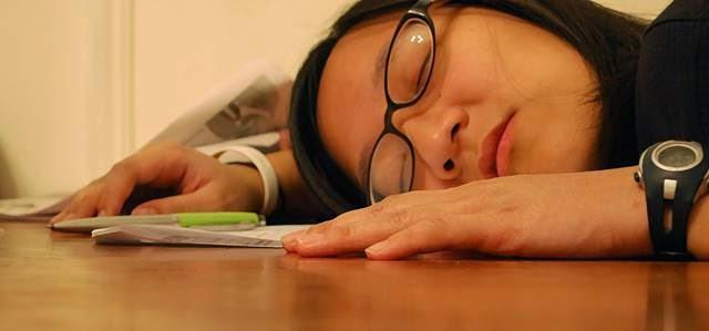 Menghilangkan Rasa Kantuk & Malas Saat kerja