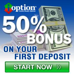 Binary options trading 50 deposit