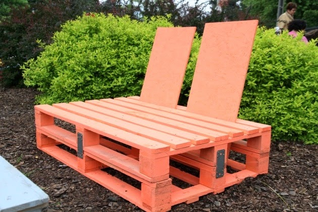 Meble Ogrodowe Z Drewna Jak Zrobic : muratordompldekoracjezrecyklingujakzrobicmebleogrodowez