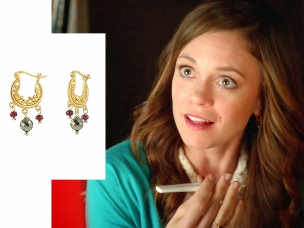 Ingrid (Rachel Boston) earrings