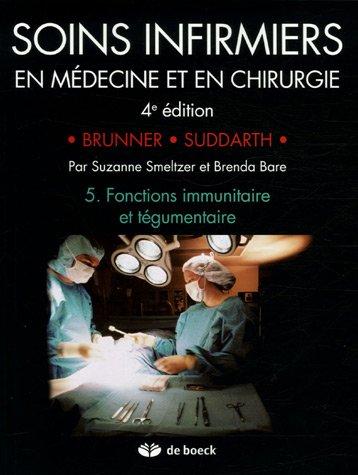 Soins Infirmiers En M 233 Decine Et En Chirurgie Tome 5