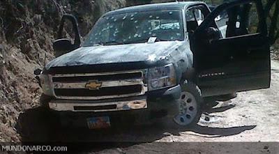 Los Pobladores reciben a balazos a sicarios en la sierra de Choix