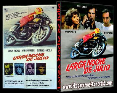 Larga Noche de Julio [1974] Descargar cine clasico y Online V.O.S.E, Español Megaupload y Megavideo 1 Link