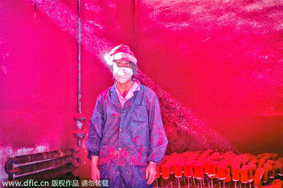 Chinesische Gewinner des World Press Photo-Wettbewerbs   Gerrys Blog