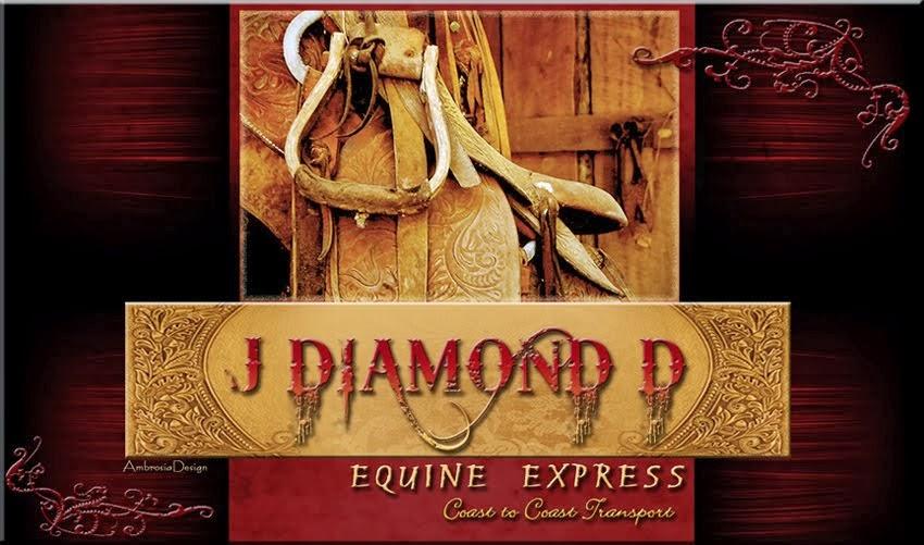 J Diamond D Equine Express