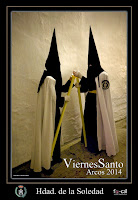 Semana Santa de Arcos de la Frontera 2014 - Soledad