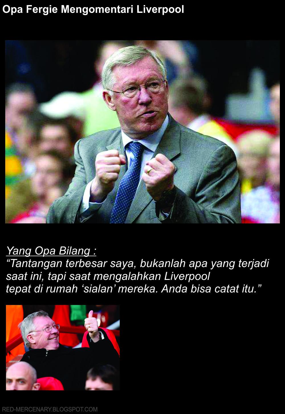 Komentar Opa: Soal Liverpool