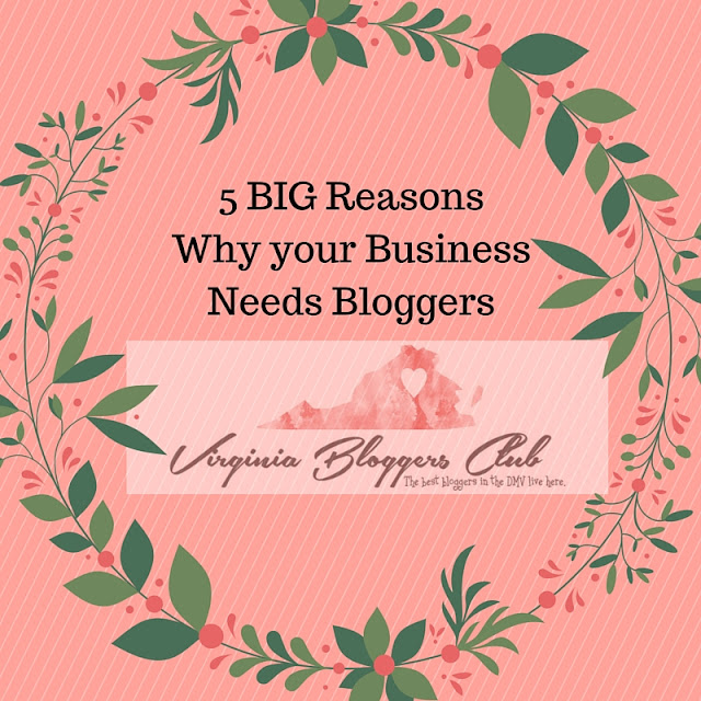 5 Reasons Why your Business Needs Bloggers