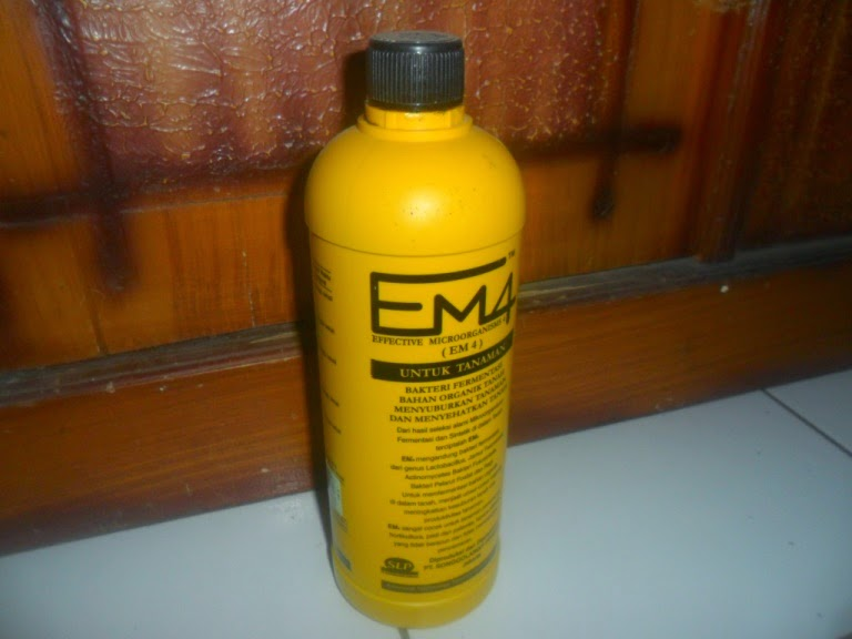 Kegunaan EM4 dan EM5