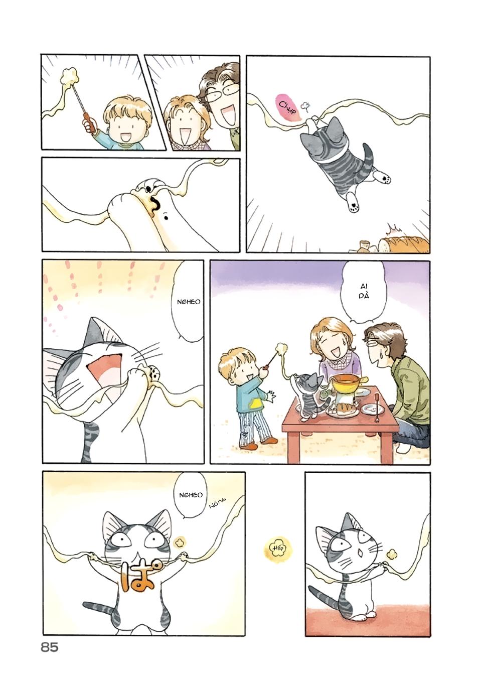 TruyenHay.Com - Ảnh 7 - Chii's Sweet Home Homemake 121