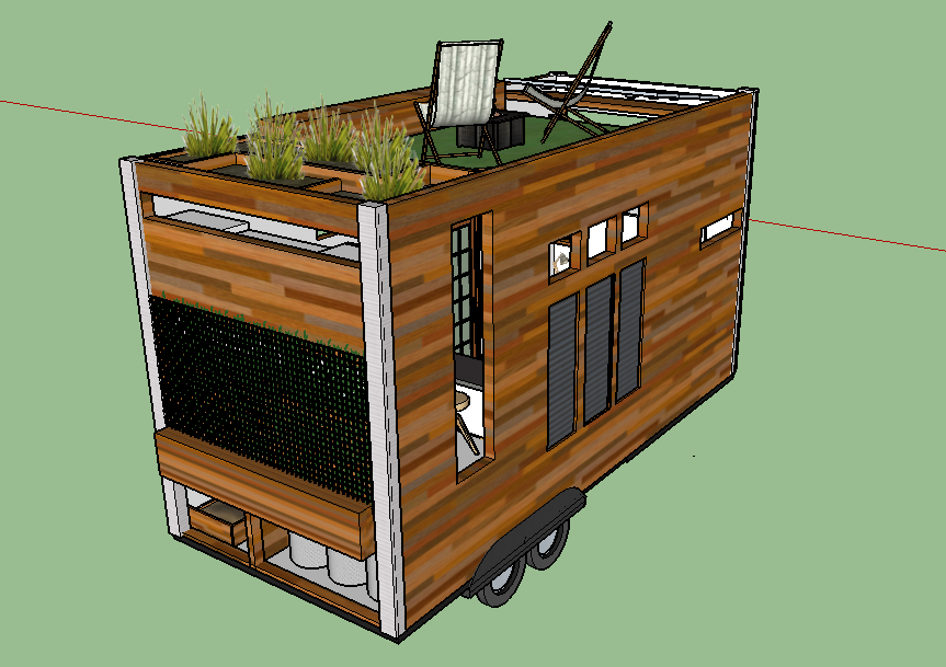 THE TINY HAPPY HOME TINY HOUSE DESIGN CONTEST  WELCOME TO - Tiny house design tool
