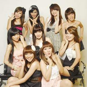 CherryBelle Girl Band Indonesia