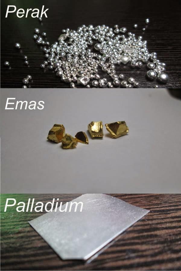 Bahan Cincin Kawin Arroisi Jewellery