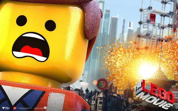 The Lego Movie 1920x1200 6d