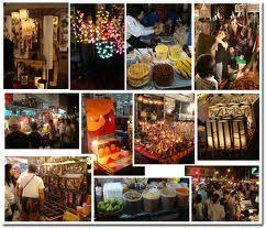 Chiang Mai Night Bazaar bangkok