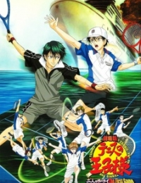 The Prince of Tennis: The Two Samurai, The First Game