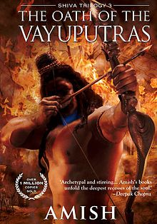 The Oath Of Vayuputras By Amish Tripathi