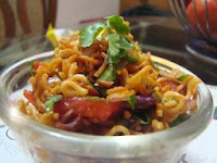 Recipe-Of-Maggi-Bhel