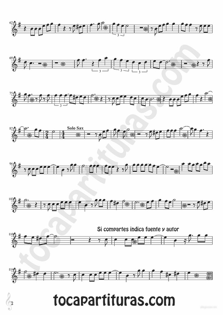 All Music Chords las mananitas trumpet sheet music : tubescore: February 2014