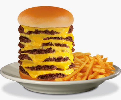 Cheese Steak Mini Burger