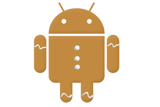 Cara Upgrade Android Gingerbread ke ICS