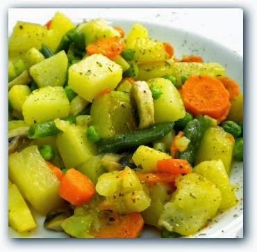 Recetas de cocina junio 2014 for Cocinar para 9